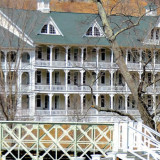 Palace in the Wilderness – Bedford Springs Resort