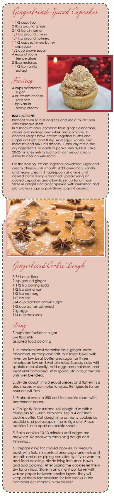 gingerbread-recipes
