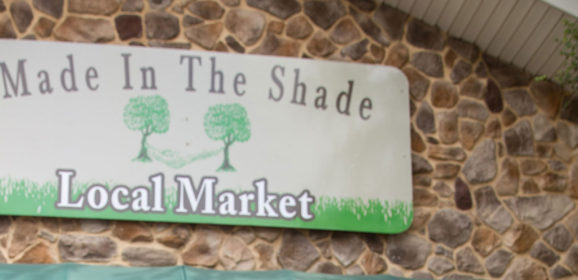 Landscaper goes FRESH with farmers market
