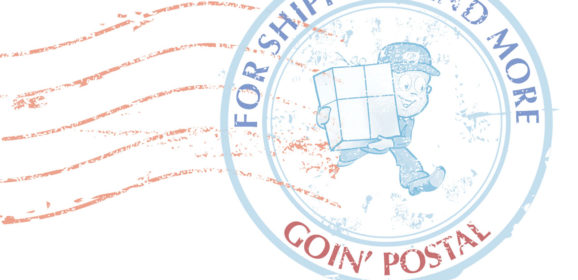 For Shipping And More – Goin' Postal